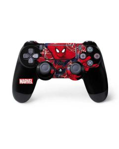 Spider-Man Lunges PS4 Pro/Slim Controller Skin