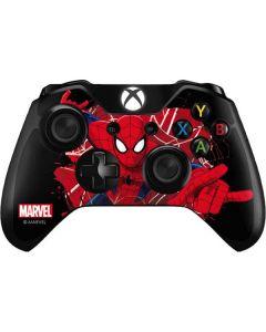 Spider-Man Lunges Xbox One Controller Skin