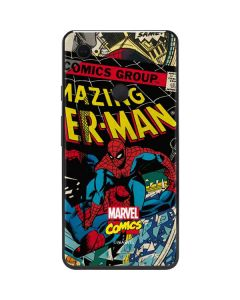 Spider-Man Vintage Comic Google Pixel 3 XL Skin