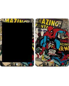 Spider-Man Vintage Comic Apple iPad Skin