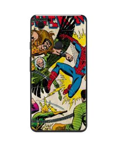 Spider-Man vs Sinister Six Google Pixel 3 XL Skin