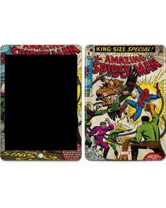 Spider-Man vs Sinister Six Apple iPad Skin