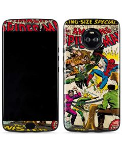 Spider-Man vs Sinister Six Moto X4 Skin