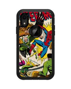 Spider-Man vs Sinister Six Otterbox Defender iPhone Skin