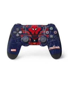 Spider-Man Web PS4 Controller Skin