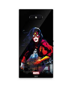 Spider-Woman Skyline Razer Phone 2 Skin