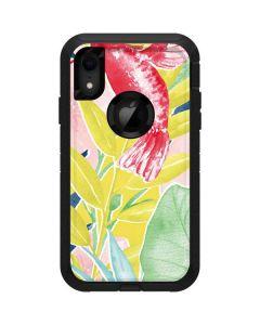 Spring Bird of Paradise Otterbox Defender iPhone Skin