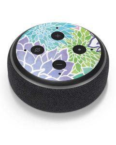 Spring Flowers Amazon Echo Dot Skin
