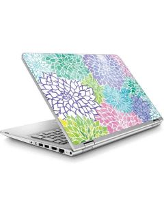 Spring Flowers ENVY x360 15t-w200 Touch Convertible Laptop Skin