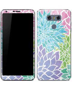Spring Flowers LG G6 Skin