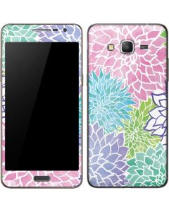 Spring Flowers Galaxy Grand Prime Skin