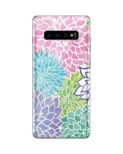 Spring Flowers Galaxy S10 Plus Skin