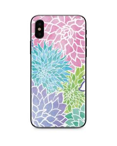 Spring Flowers iPhone X Skin