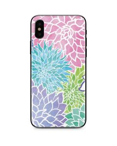Spring Flowers iPhone XS Skin