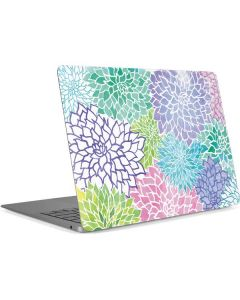 Spring Flowers Apple MacBook Air Skin