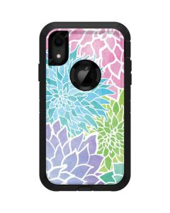 Spring Flowers Otterbox Defender iPhone Skin