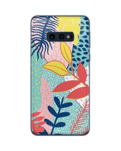 Spring Leaves Galaxy S10e Skin