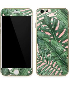 Spring Palm Leaves iPhone 6/6s Skin