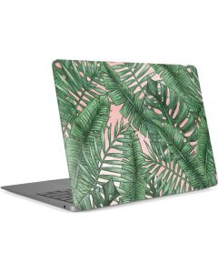 Spring Palm Leaves Apple MacBook Air Skin
