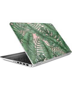 Spring Palm Leaves HP Pavilion Skin