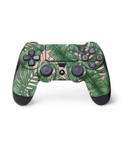 Spring Palm Leaves PS4 Pro/Slim Controller Skin