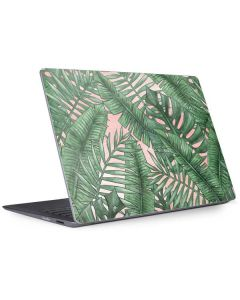 Spring Palm Leaves Surface Laptop 2 Skin