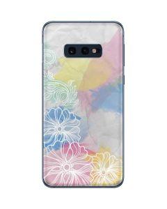 Spring Watercolors Galaxy S10e Skin