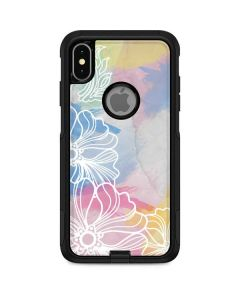 Spring Watercolors Otterbox Commuter iPhone Skin
