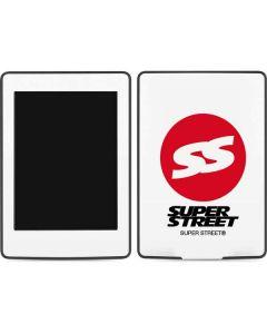 SS Bold Logo Amazon Kindle Skin