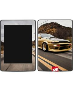 SS Gold Racer Amazon Kindle Skin