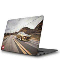 SS Gold Racer Apple MacBook Pro Skin