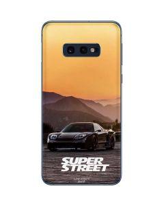 SS Hyper Car Galaxy S10e Skin