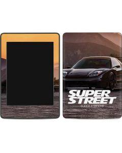 SS Hyper Car Amazon Kindle Skin