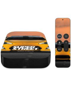 SS Import Racer Apple TV Skin