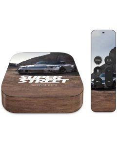 SS Rally Car Apple TV Skin