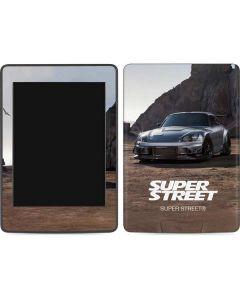 SS Rally Car Amazon Kindle Skin