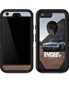 SS Rally Car Otterbox Defender Pixel Skin