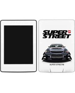 SS Rally Racer Amazon Kindle Skin