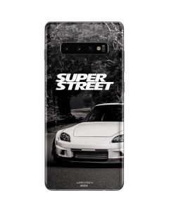 SS Street Racer Galaxy S10 Plus Skin