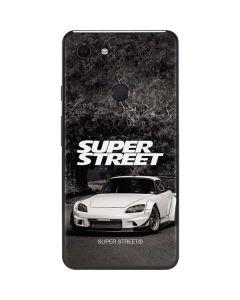 SS Street Racer Google Pixel 3 XL Skin