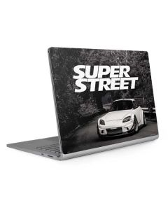SS Street Racer Surface Book 2 13.5in Skin
