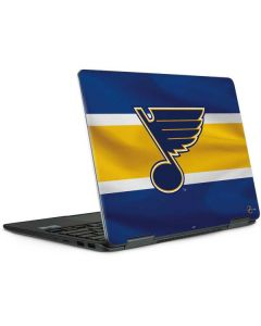 St. Louis Blues Jersey Notebook 9 Pro 13in (2017) Skin