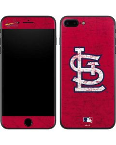 St. Louis Cardinals - Solid Distressed iPhone 7 Plus Skin