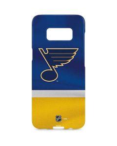 St. Louis Blues Jersey Galaxy S8 Plus Lite Case