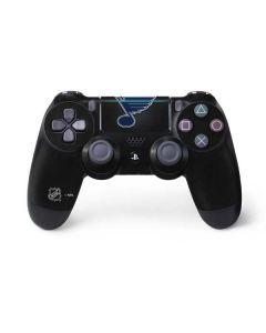St. Louis Blues Black Background PS4 Pro/Slim Controller Skin