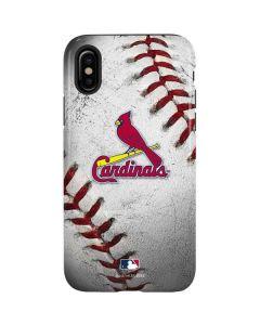 St. Louis Cardinals Game Ball iPhone X Pro Case