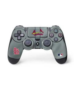 St. Louis Cardinals Alternate/Away Jersey PS4 Controller Skin