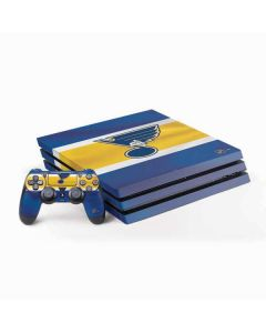 St. Louis Blues Jersey PS4 Pro Bundle Skin