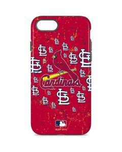 St. Louis Cardinals - Primary Logo Blast iPhone 8 Pro Case