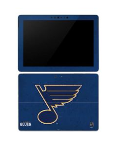 St. Louis Blues Distressed Surface Go Skin